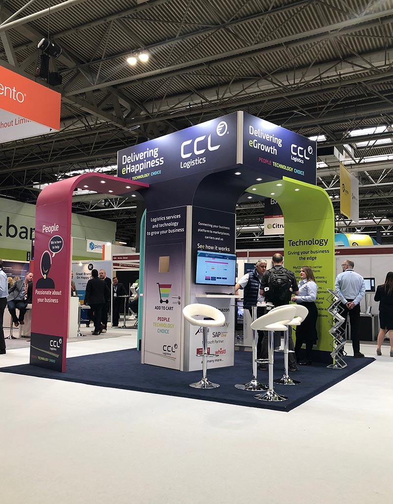 Exhibition Stand Logistics : Ccl logistics exhibition stand eastern exhibition and display