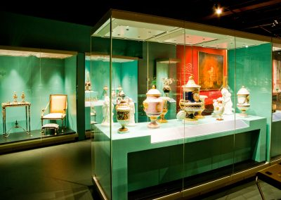 CATHERINE THE GREAT Examples of Exhibition stands Portfolio