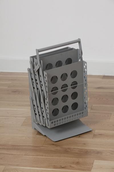 Aluminium Literature Stand1