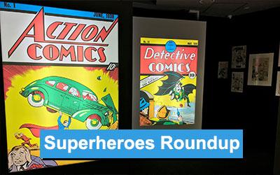Superheroes Roundup Roundup