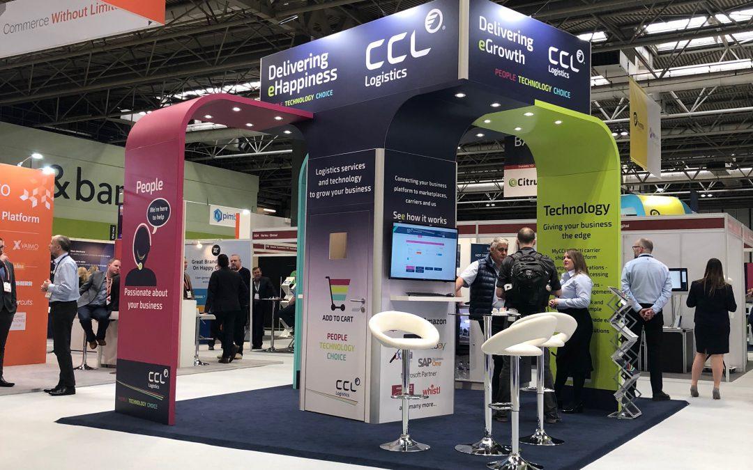 CCL Logistics Exhibition Stand