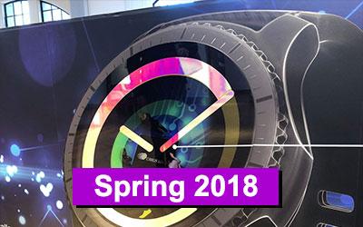 Spring 2018 Roundup