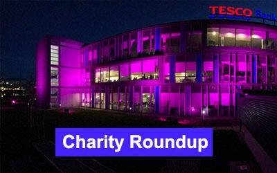 Charity Roundup