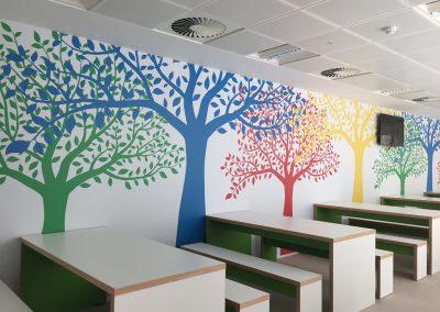 Printed Wallpaper Graphics