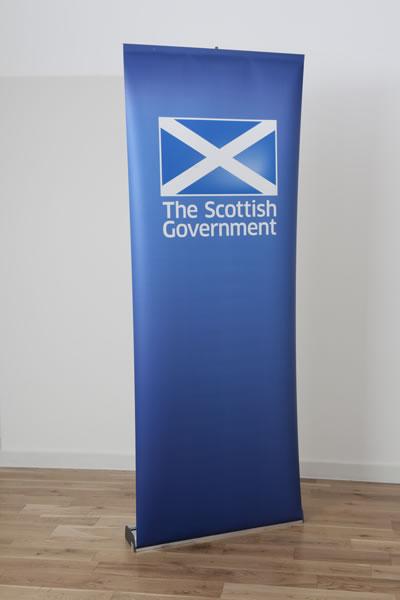 Scottish government banner