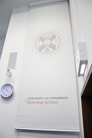 banner for university of edinburgh business school