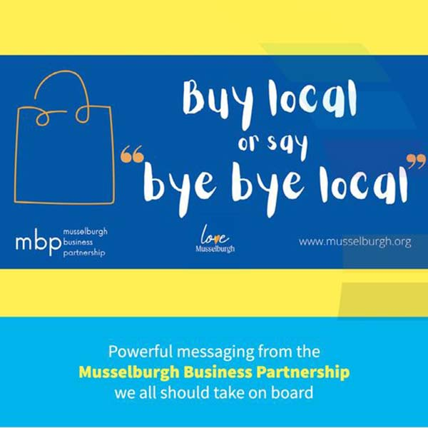 buy local or say bye bye local banner