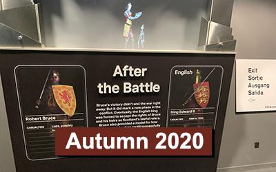 Autumn 2020 Roundup