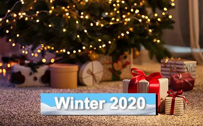 Winter 2020 Roundup