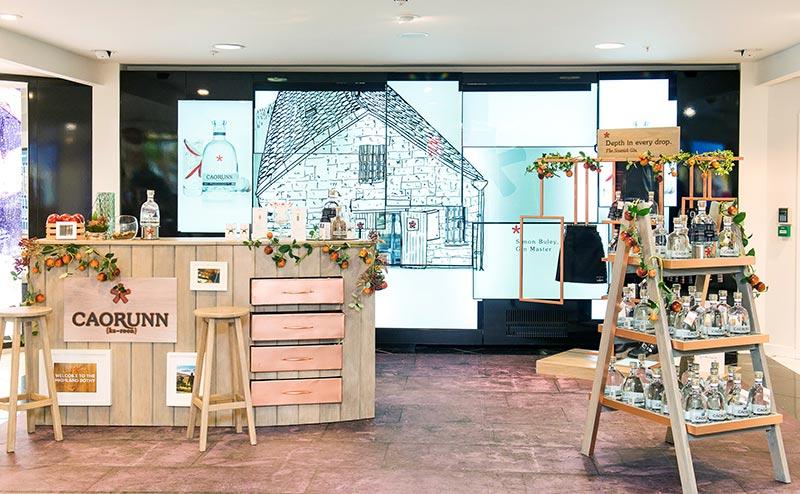 Travel Retail Display