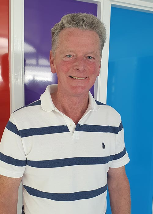 Gary McColl Project Manager