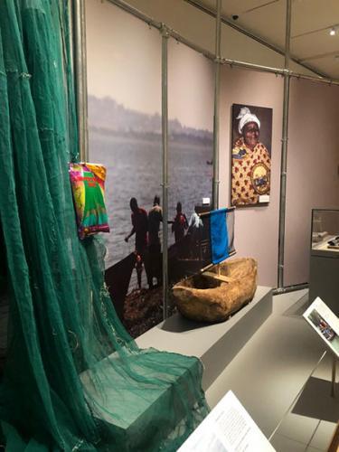 Parasites: Battle for Survival exhibition
